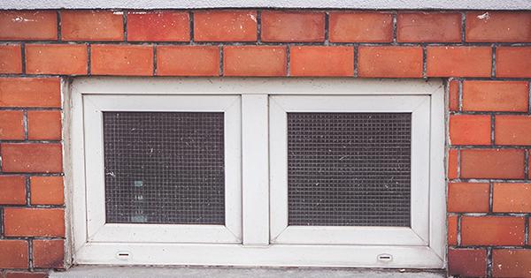 Fenêtre De Sous Sol Les Inspections Bergeron